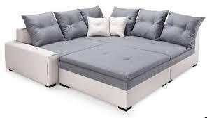 sofa ecke schlafsofa sofa ecksofa mit bettfunktion textil sofa stoff
