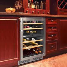 cabinet mount wine cooler incredible incredible liebherr vinidors 24quot undercounter wine