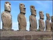 Substância da Ilha de Páscoa pode retardar envelhecimento, diz ...
