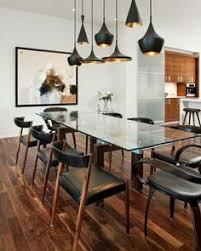 modern dining table lighting 64 modern dining room ideas and designs wax mid century modern
