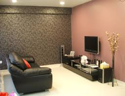 mesmerize living room wall colors with dark furniture tags