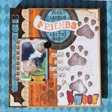 dog scrapbook album 89 best scrap mini album dog images on mini albums