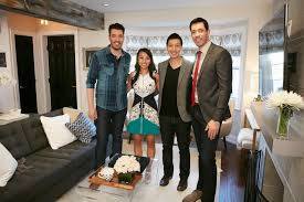hgtv property brothers the property brothers create a modern dream home on a budget