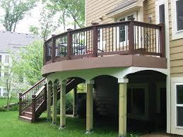 backyard deck designs easy backyard deck ideas for small