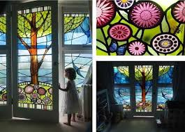 stained glass door film 385 best doors 4 of stained glass images on pinterest stained