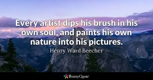 Makeup Artist Quotes For Business Cards Artist Quotes Brainyquote