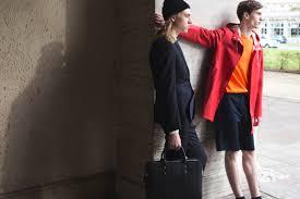 a behind the scenes look into our menswear editorial with zalando