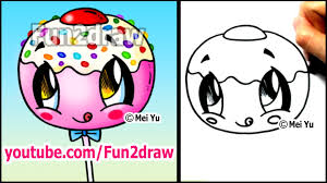 fun2draw thanksgiving draw this super cute cake pop and eat it can you draw