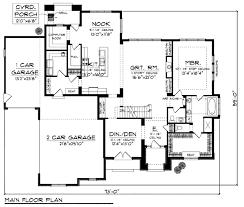 european style house plan 4 beds 2 5 baths 2855 sq ft plan 70