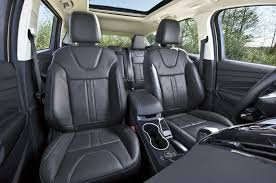 Ford Escape Horsepower - 2013 ford escape reviews and rating motor trend