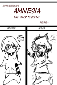 Amnesia Meme - appz amnesia meme by darknessapprentice on deviantart