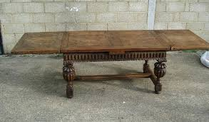 3 Metre Dining Table Antique Refectory Tables Antique Oak Refectory Dining Table