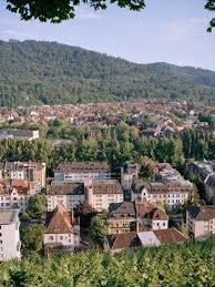 Germany Map Freiburg by In Search Of The Renewable City The Long And Short