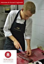 recrutement chef de cuisine de konrad ceglowski chef de la table d alegre