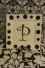 personalized serving platters gifts best 25 personalized plates ideas on birthday plate