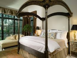 Four Poster Bed Curtains Drapes Modern Four Poster Bed Inspiration To Goes U2013 Univind Com