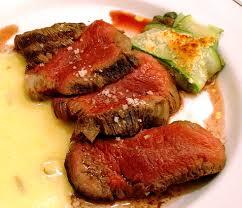 cuisine steak chateaubriand steak