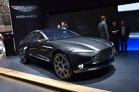 aston martin suv interior dbx concept may preview a proper aston martin crossover