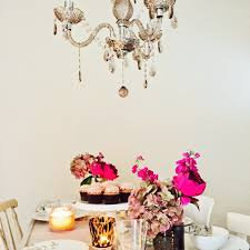 selina lake eclectic romantic table styling with tesco