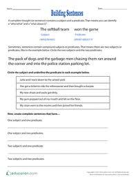 fragment or sentence lesson plan education com