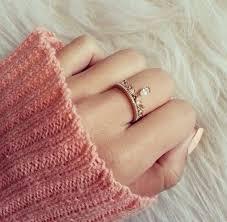 beautiful rose rings images Jewels sweater ring tumblr beautiful diamonds fashion jpg