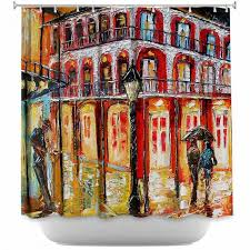 Artistic Shower Curtains Artistic Shower Curtains By Tarlton New Orleans