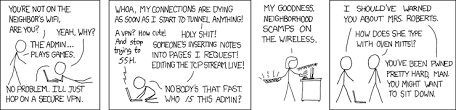 Bobby Tables Xkcd What Is Your Favorite Xkcd Imgur Community