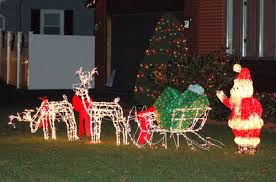 Outdoor Candy Cane Lights by Pictures Of Outdoor Christmas Lights To Inspire