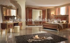 bisini solid wood king size high quality classic luxury italian