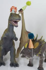 dinosaur birthday why not make party hats use a few dinosaurs as party decor