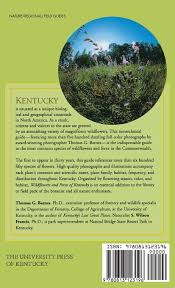 native plants of kentucky wildflowers and ferns of kentucky thomas g barnes s wilson