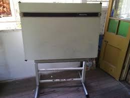 Artwright Drafting Table Adjustable Drafting Table In Brisbane Region Qld Gumtree