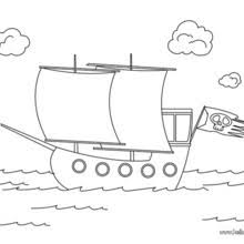 pirate coloring pages 14 fantasy coloring sheets kids