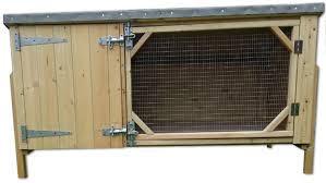Rabbit Hutch With Detachable Run Comparison Of Big 6ft Rabbit Hutches U0026 Stockists