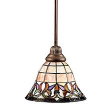 Portfolio Pendant Light Portfolio Flora 8 5 In W Nouveau Bronze Mini Pendant Light