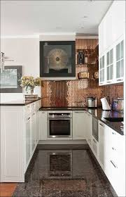 Kitchen  Metal Kitchen Tile Backsplash Ideas For Kitchen Subway - Metal kitchen backsplash