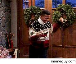 Christmas Party Meme - mrw i win the raffle at the company christmas party meme guy