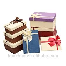 where to buy present boxes custom logo print large gift boxes with lids ribbon fancy gift box