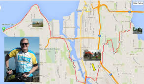 Seattle Ferry Map by Cross Seattle Tour Whidbey Island Trek My Bike Show Talk Sunday