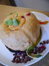 Halloween Mummy Cakes Spooktacular Halloween Ideas Pumpkin Shaped Dairy Free Carrot