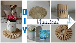 nautical and decor nautical themed room decor 2 decor diy déco à faire soi