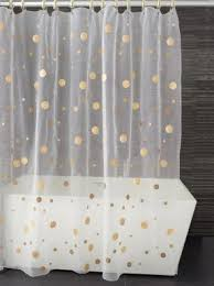 Maytex Mills Shower Curtain Sheer Shower Curtain Foter