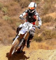 first motocross race motocross action magazine rem race reports aeck is baeck rj wins