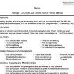 Sample Student Resume by Sample Resume For A Student Student Resumes Learnhowtoloseweight Net