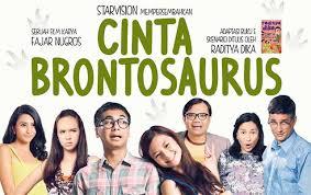 film layar lebar raditya dika movie review cinta brontosaurus 2013 adhariview