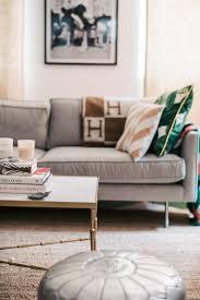 room u0026 board anderson custom sofa review the stripe