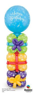 qualatex balloons 17 best images about birthday balloon decor on balloon