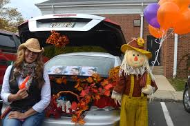 scotch plains to host halloween trunk or treat and food drive on