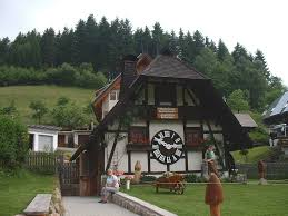 Cuckoo Clock Germany Panoramio Photo Of First World Biggest Cuckoo Clock Schonach