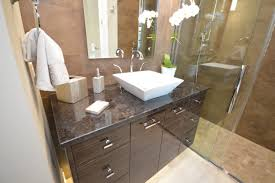 bathroom design using black granite bathroom vanity tops including
